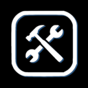 Thumb 128x128 avatar black white blue