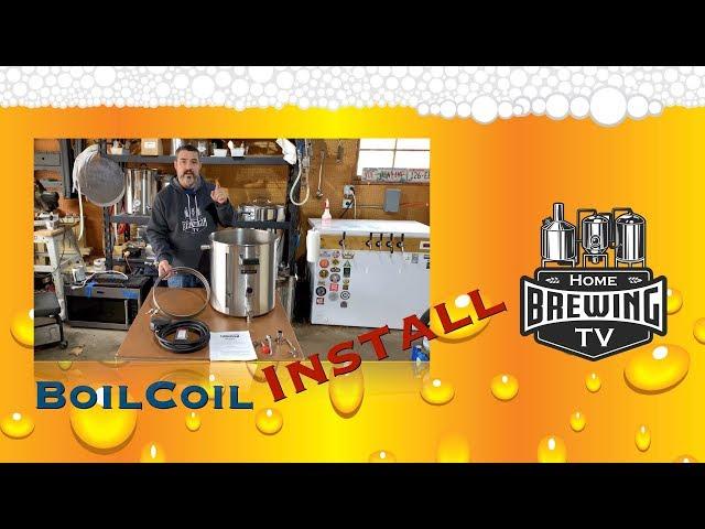 BoilCoil Install