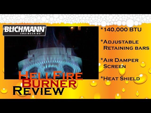 Blichmann HellFire - Review