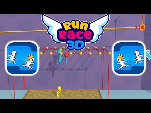 RUN RACE 3D GAMEPLAY NEW MAPS (iOS | ANDROID)