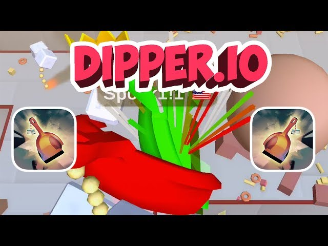 DIPPER.IO GAMEPLAY FIRST RECORDS (1326)(iOS)