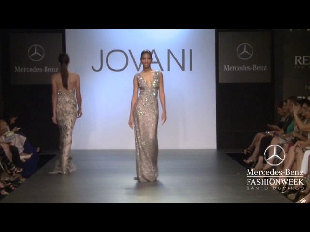 JOVANI Presents at MBFW