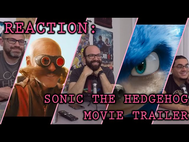 Reaction: Sonic the Hedgehog (The Movie)