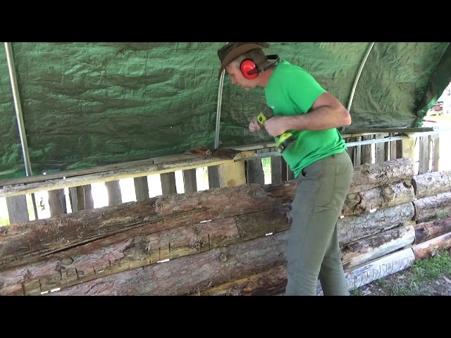 Building Raised Beds For Our Greenhouse Part 3