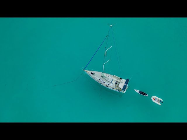 I lost my drone in Raja Ampat. Sailing Indonesian (Learning By Doing Ep85)
