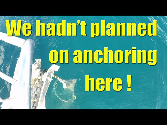 This wasn't part of the plan - Sailing A B Sea (Ep.079)