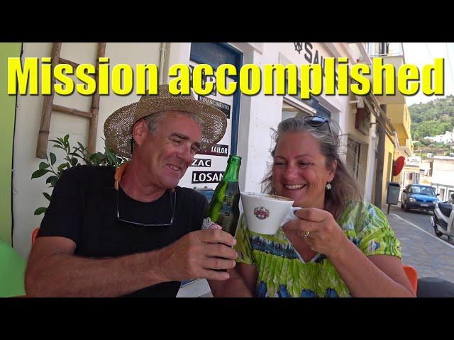 Mission Accomplished - Sailing A B Sea (Ep.081)