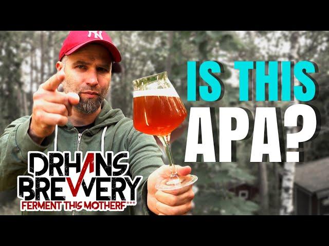 American Pale Ale Homebrew Review & All Grain Recipe