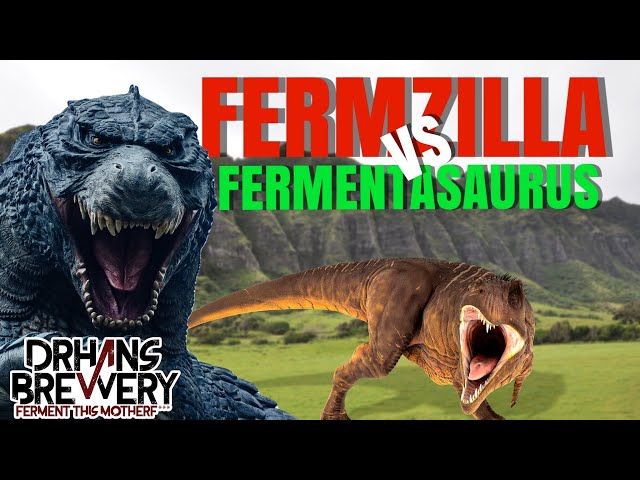 Fermzilla Review - First Thoughts & Versus Fermentasaurus
