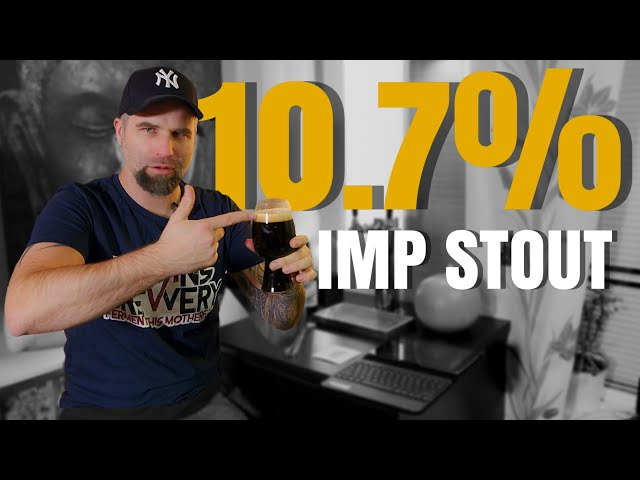 Maple, Whiskey, Oak-Aged, Imperial Stout Review & Homebrewing Recipe