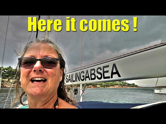 The WORST time for changeable WINDS - Sailing A B Sea (Ep.095)