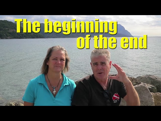 The beginning of the end - Sailing A B Sea (Ep.096)
