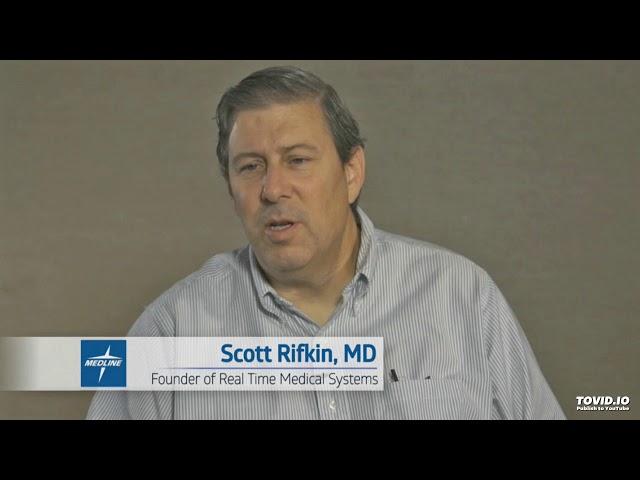 Entrepreneur and physician Dr. Scott Rifkin