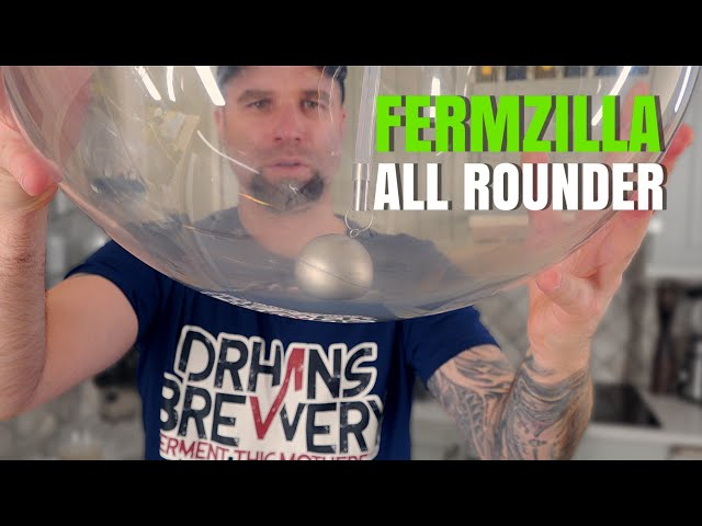 Fermzilla All Rounder by Kegland - Unboxing & First Thoughts -  Fermzilla All Rounder Review Part 1