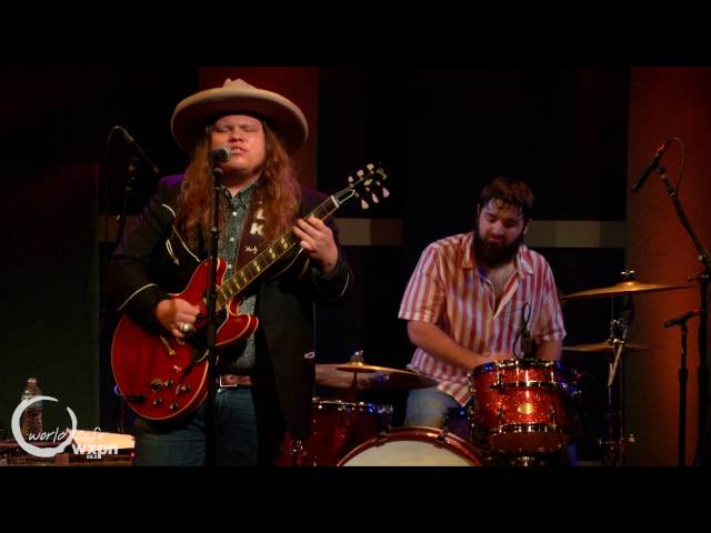 """The Marcus King Band - """"Virginia"""" (Recorded Live for the World Cafe)"""