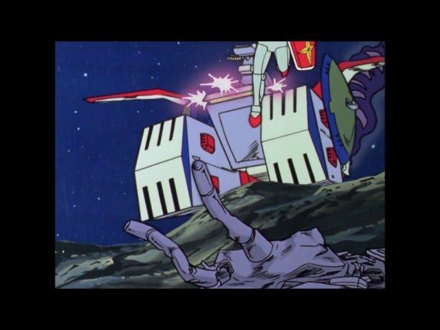 Mobile Suit Gundam III - A Baoa Qu (1982 Ver.)