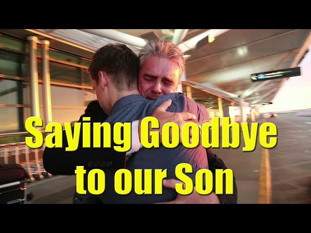 Goodbye to Our house Our son and Australia - Sailing A B Sea (Ep.002)
