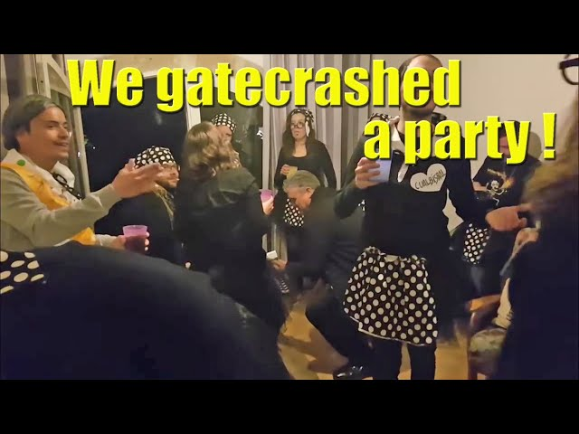 We gatecrashed a party in Spain - Sailing A B Sea (Ep.006)