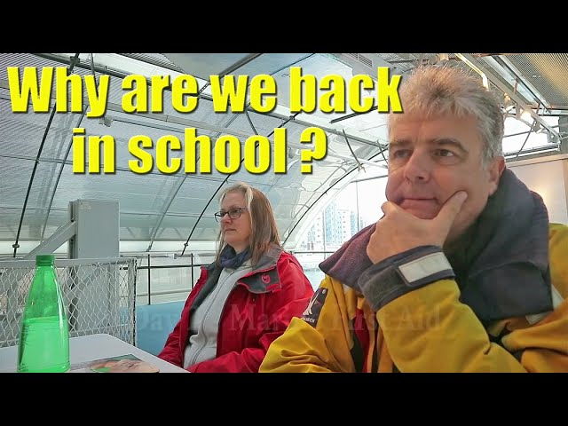 Why are we back in school in Gibraltar? - Sailing A B Sea (Ep.007)