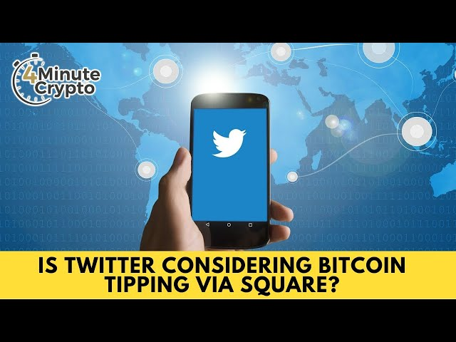 Twitter Considering Bitcoin Tipping Via Square?