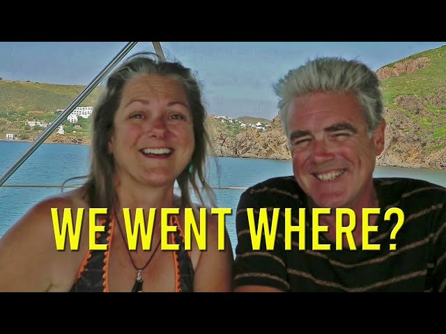 A SIX MONTHS Mediterranean SAILING STORY in 17 minutes - Sailing A B Sea (Ep.104)