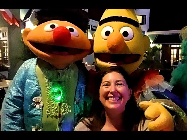 3 Welcome to the Sesame Street Parade at Beaches Turks and Caicos