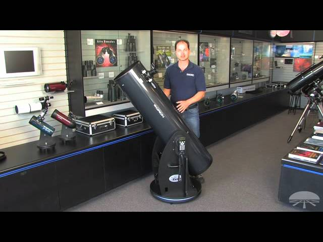 Features Orion SkyQuest XT12g GoTo Dobsonian
