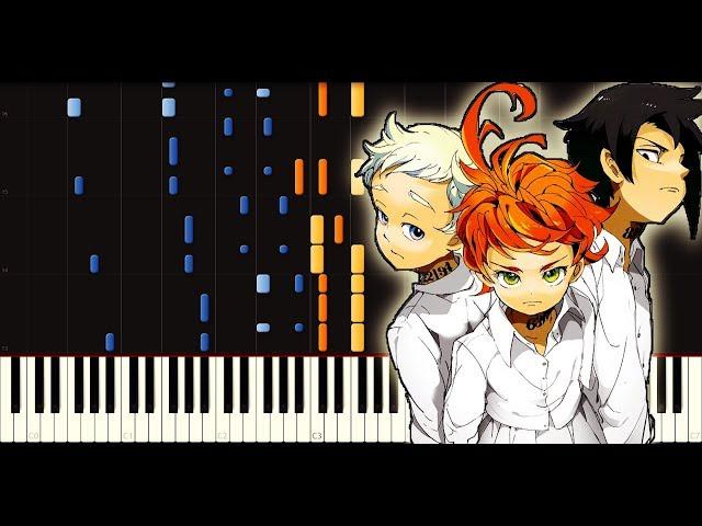 [FULL] The Promised Neverland ED - Zettai Zetsumei (Piano + Sheets)