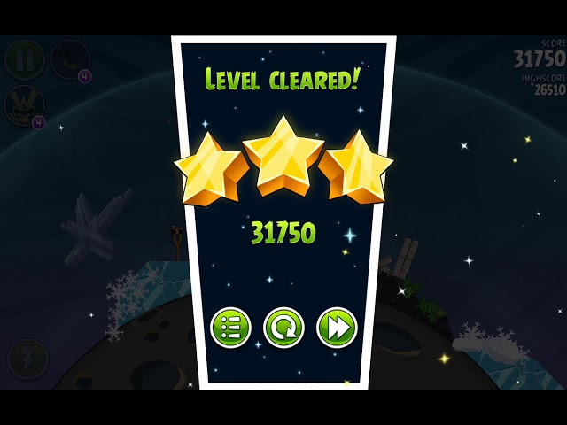 Angry Birds Space | #2