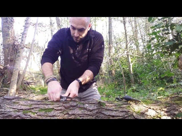 [Intro to the channel]  Andy Froy's Bushcraft and Survival Guides